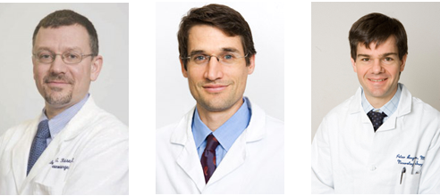 doctors from the Columbia Spine Center