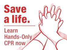 Learn CPR graphic