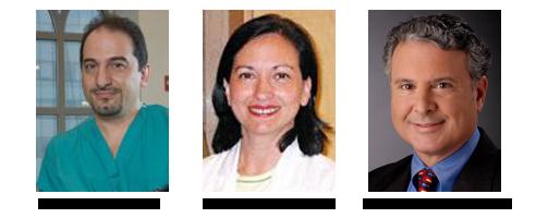 Drs. Rubino, Korner, Aronne