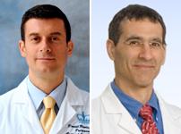 Drs. Daniel Brodie and Matthew Bacchetta