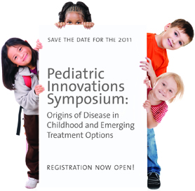 Pediatric 2011 CME Course Save The Date