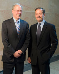 Stephen G. Emerson, M.D., Ph.D., and Lewis C. Cantley, Ph.D.