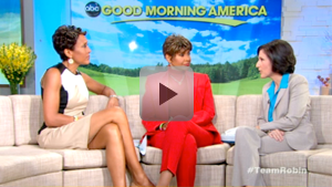 Robin Roberts speaks to her oncologist at NewYork-Presbyterian Dr. Gail Roboz about treatment for MDS