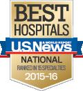 Us News best hospitals badge