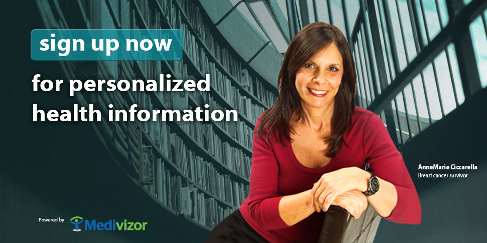 Get personalized health information from Medivizor