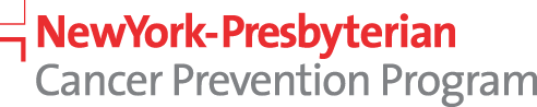 New York-Presbyterian Cancer Prevention Program logo