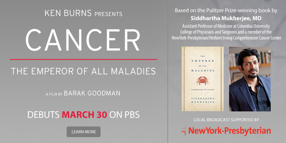 Cancer - Emperor of All Maladies Documentary