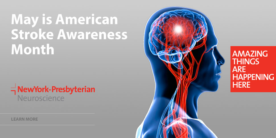 May is American Stroke Awareness Month