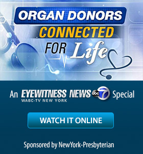 Connected For Life Television Special - April 11 at 7pm on ABC.