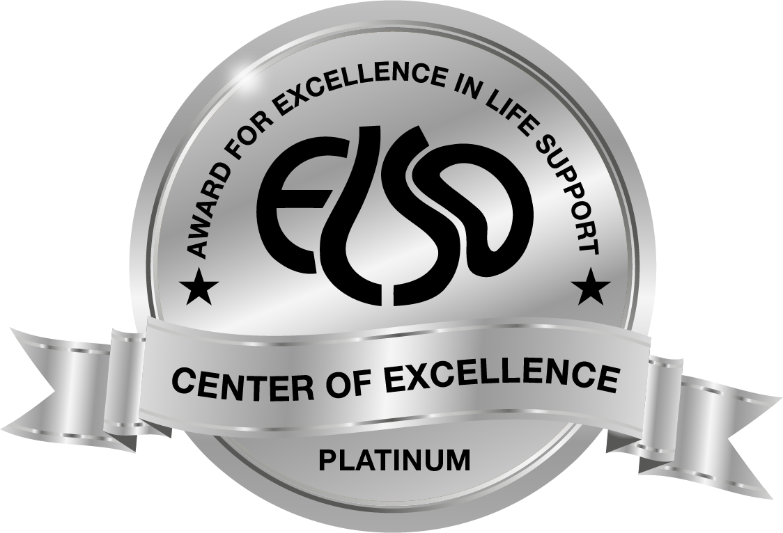 image of ELSO Platinum logo