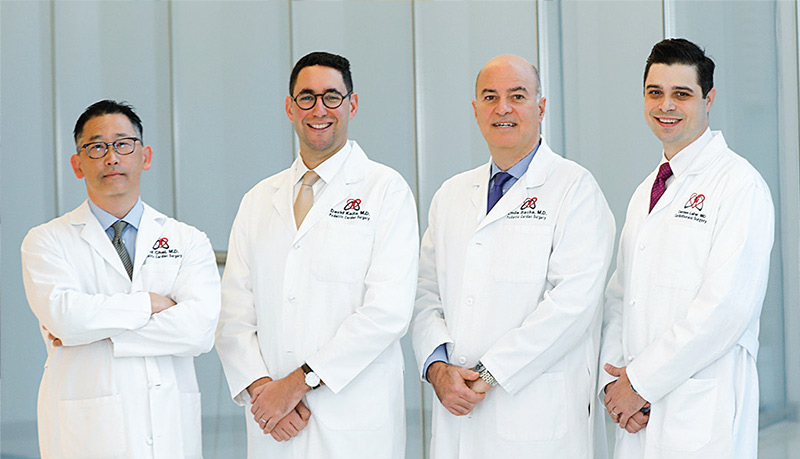 image of our pediatric surgeons