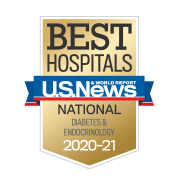 US News Best Hospitals - Diabetes and Endocrinology