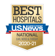 US News Best Hospitals - Ear, Nose, and Throat