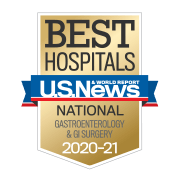 US News Best Hospitals - Gastroenterology