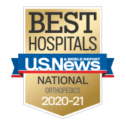 US News Best Hospitals Orthopedics