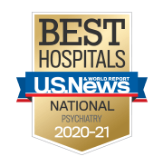 US News Best Hospitals Psychiatry