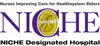 NICHE (Nurses Improving Care for Healthsystem Elders) logo