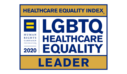 Leader in LGBTQ Healthcare Equality 2020