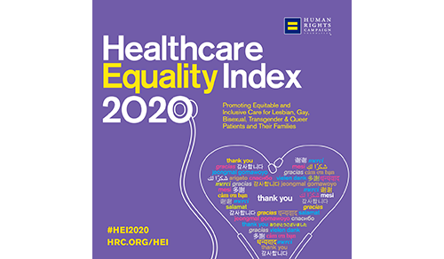 Leader in LGBTQ Healthcare Equality