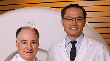 image of Dr. Michael B. Sisti and Dr. Tony J. Wang