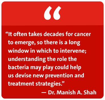 Dr. Manish A. Shah Quote