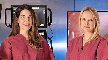 image of Dr. Ashley Brissette and Dr. Kimberly C. Sippel