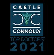 وسام أفضل الأطباء من Castle Connolly