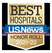 وسام شرف لأفضل المستشفيات الصادر عن US News